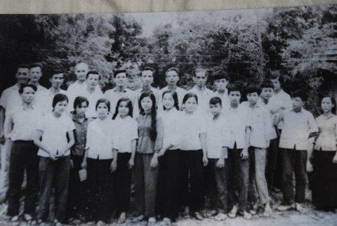 Thầy cô và các bạn khoa Pháp